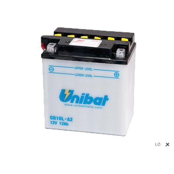 Bateria Unibat YB10L-A2