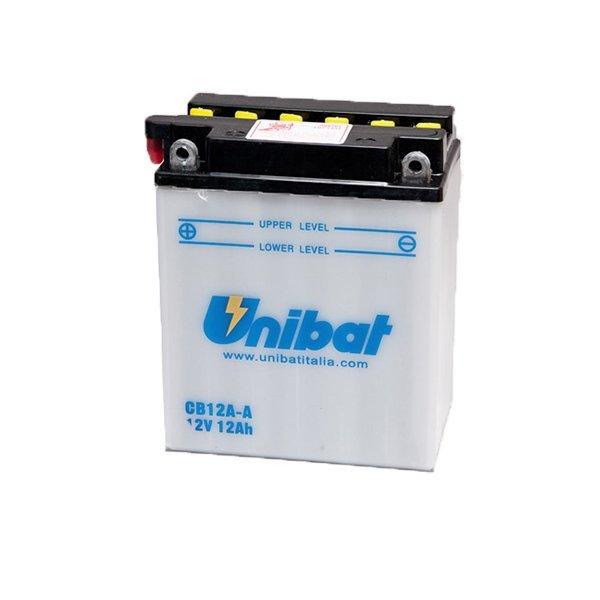 Bateria Unibat YB12A-A