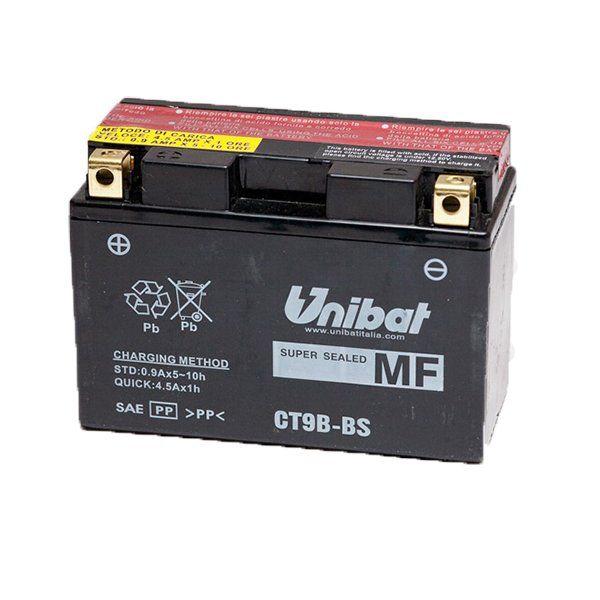 Bateria Unibat YT9B-BS