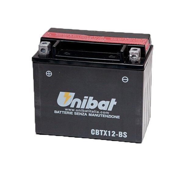 Bateria Unibat YTX12-BS