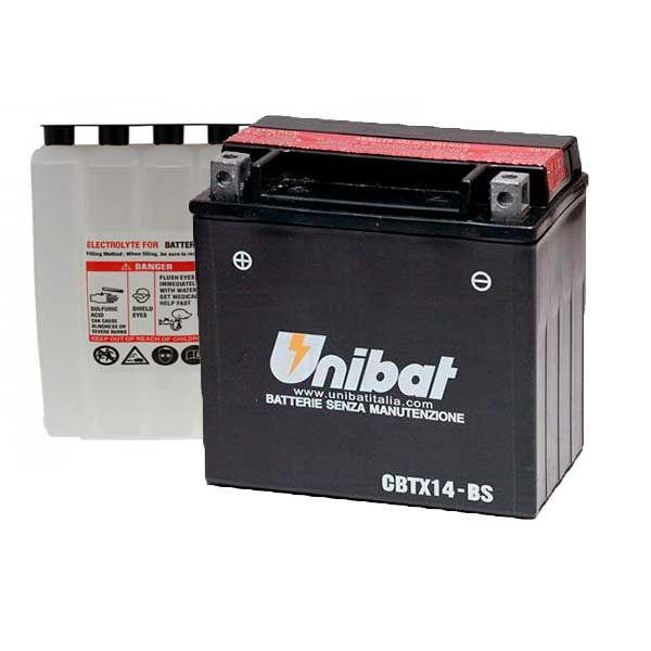 Bateria Unibat YTX14-BS