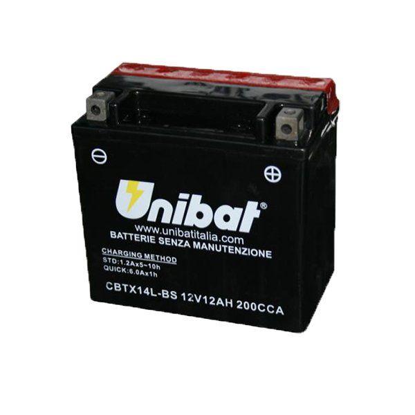Bateria Unibat YTX14L-BS1