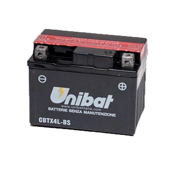 Bateria Unibat YTX4L-BS