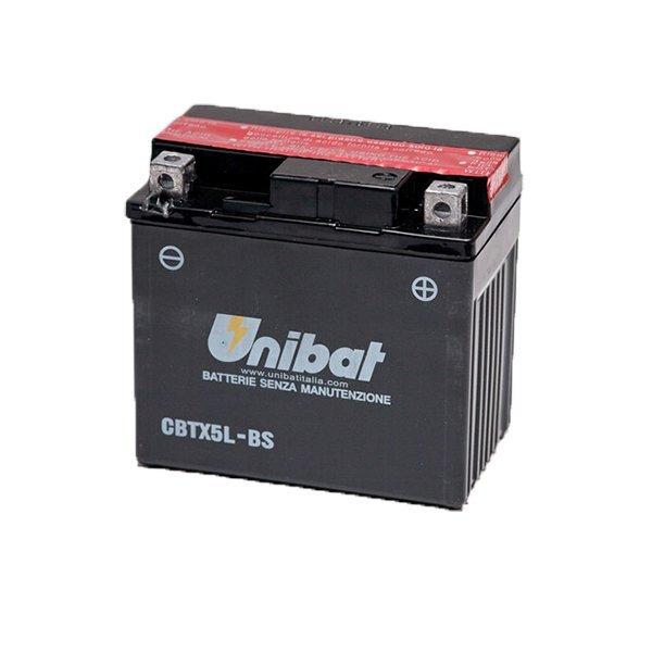 Bateria Unibat YTX5L-BS