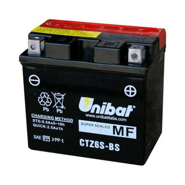 Bateria Unibat YTZ6S-BS