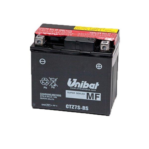 Bateria Unibat YTZ7S