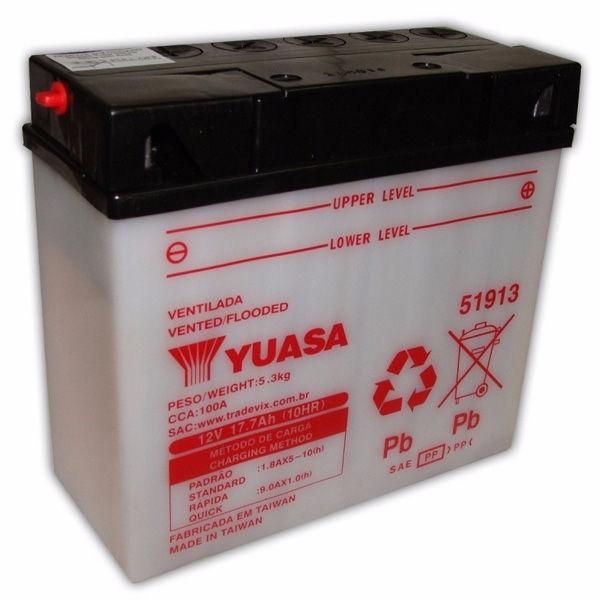 Bateria Yuasa 51913