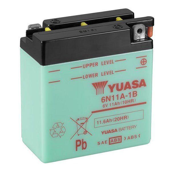 Bateria Yuasa 6N11A-1B
