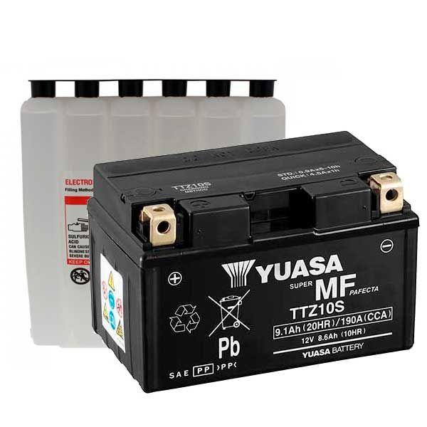 Bateria Yuasa TTZ10S