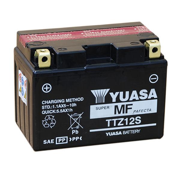 Bateria Yuasa TTZ12S