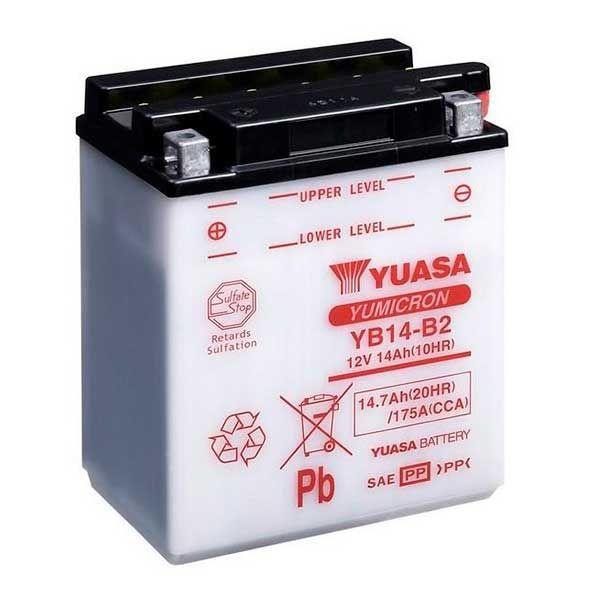 Bateria Yuasa YB14-B2