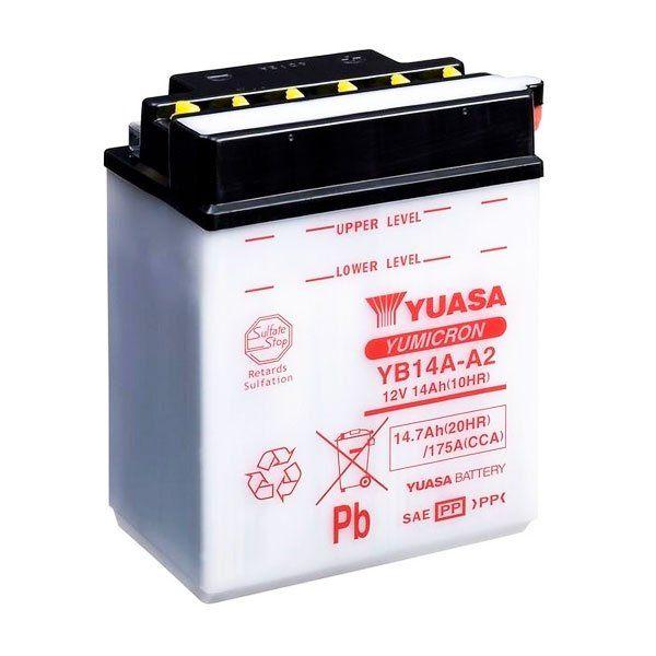 Bateria Yuasa YB14A-A2