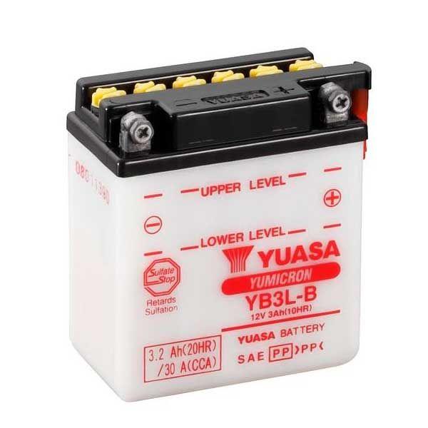 Bateria Yuasa YB3L-B