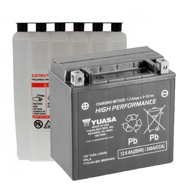Bateria Yuasa YTX14H-BS