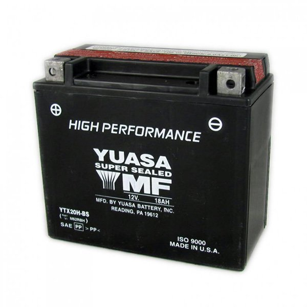 Bateria Yuasa YTX20H-BS