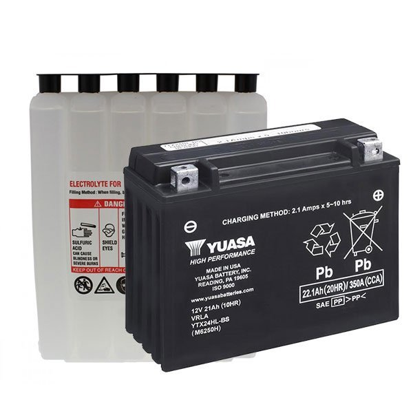 Bateria Yuasa YTX24HL-BS