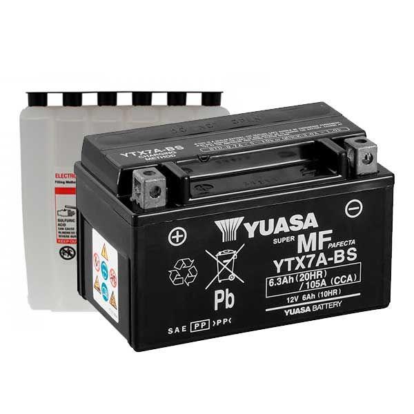 Bateria Yuasa YTX7A-BS