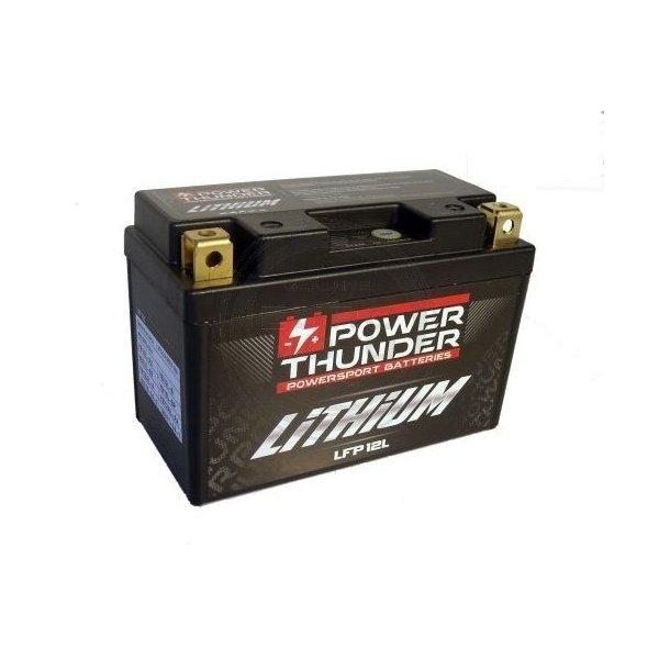 Bateria de Litio Power Thunder YB10L-B2