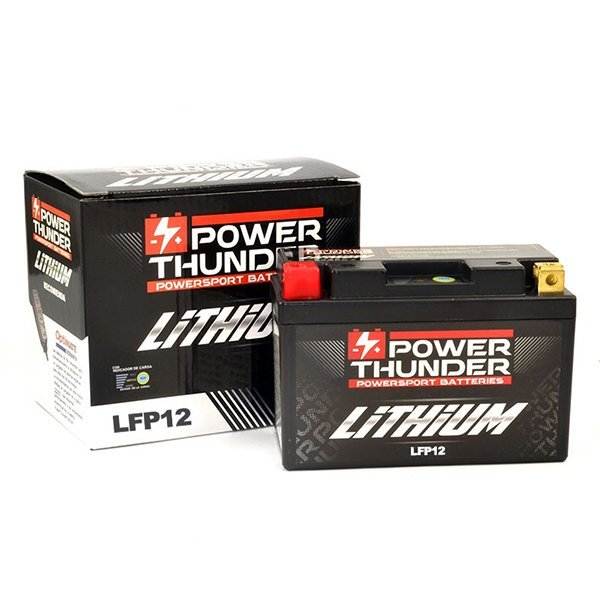 Bateria de Litio Power Thunder YB12A-A