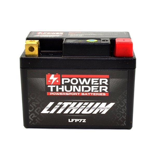 Bateria de Litio Power Thunder YB9L-B