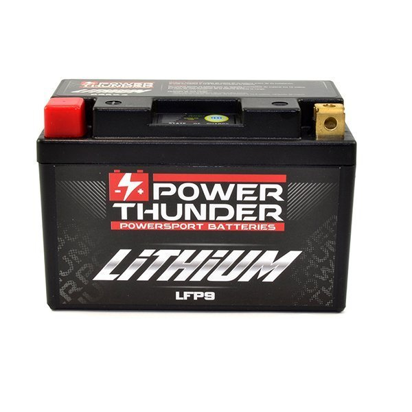 Bateria de Litio Power Thunder YT9B-BS