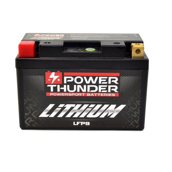 Bateria de Litio Power Thunder YTX9-BS