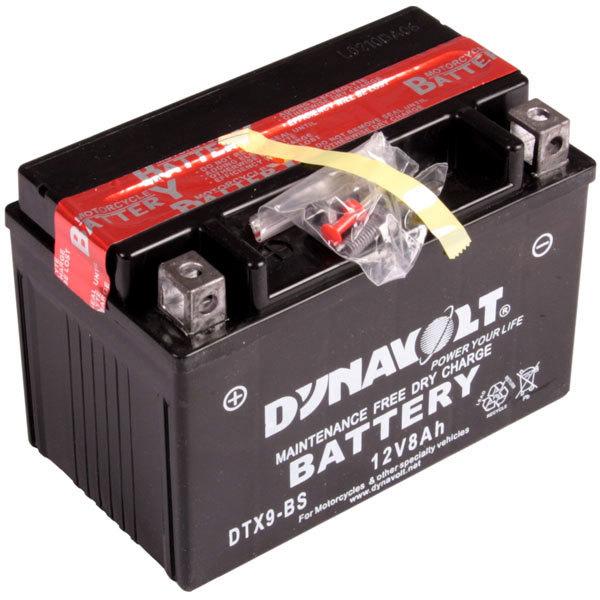 Bateria Dynavolt YTX9-BS
