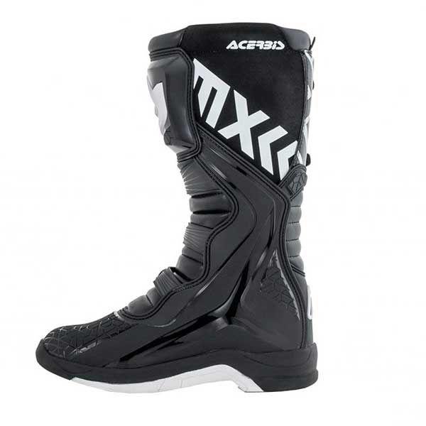 Botas Acerbis X-Team Negro Blanco
