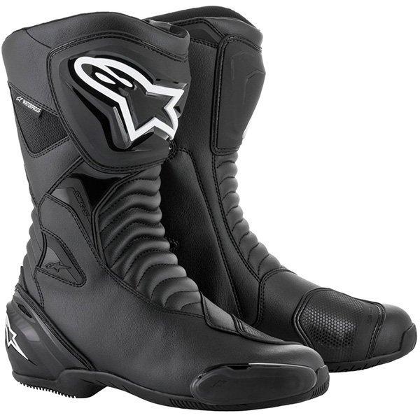 Botas Alpinestars SMX S Waterproof negras