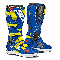 Botas Sidi CrossFire 3 SRS Amarillo Azul