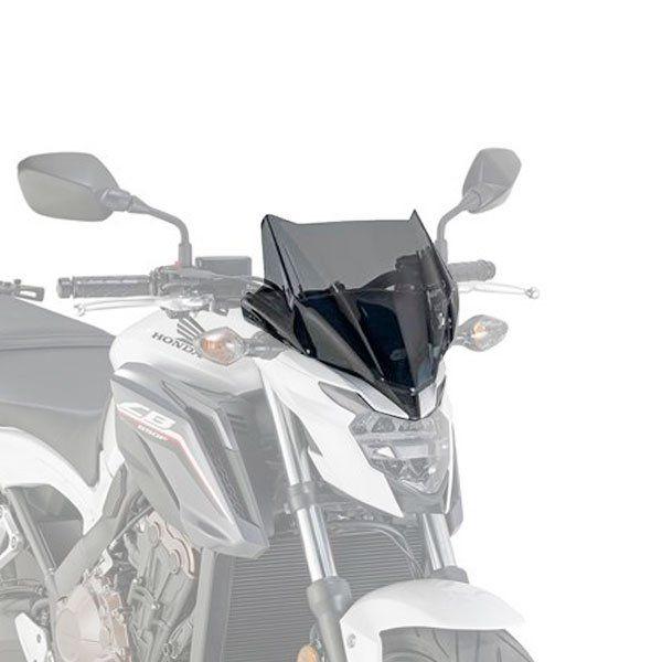 Cúpula Givi A1159 para Honda CBF650 2017 - 2018