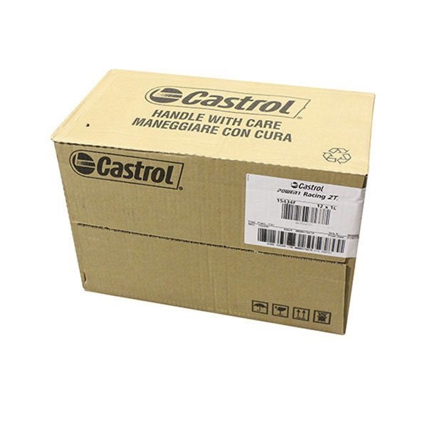 Caja de Aceite Castrol power1 Racing 2T