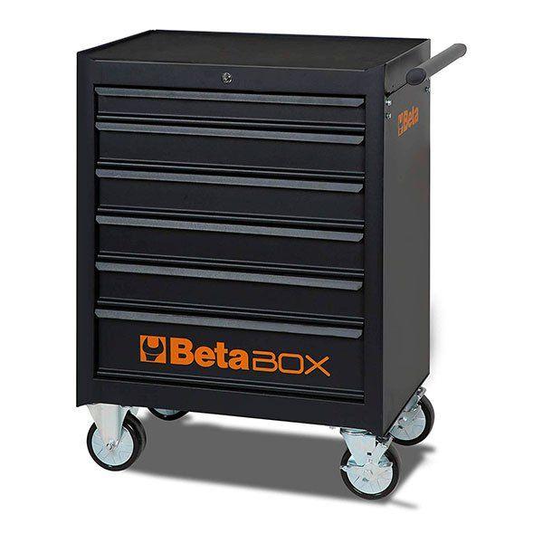 Cajonera móvil con 6 cajones BETA C04BOX
