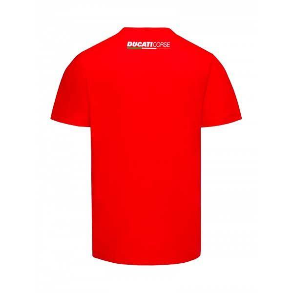 Camiseta Ducati Corse Rojo