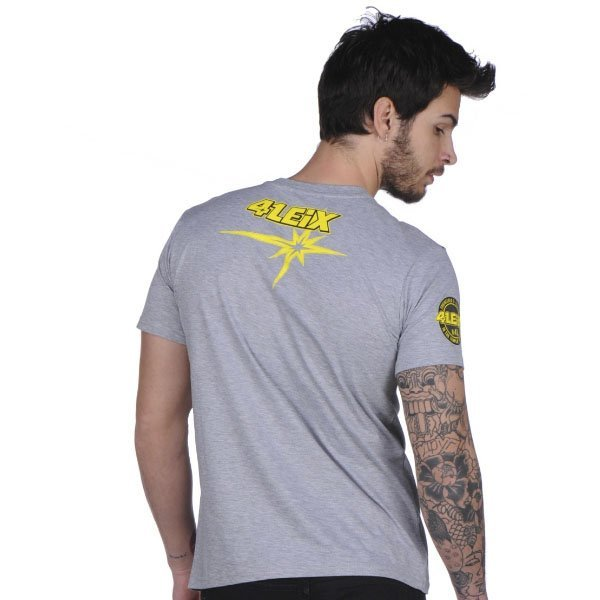 Camiseta Aleix Espargaro Grey Melange-1