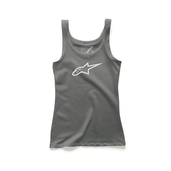 Camiseta Alpinestars Ageless Women Gris