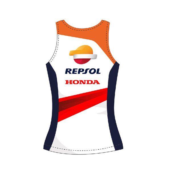 Camiseta Chica Honda Repsol Team
