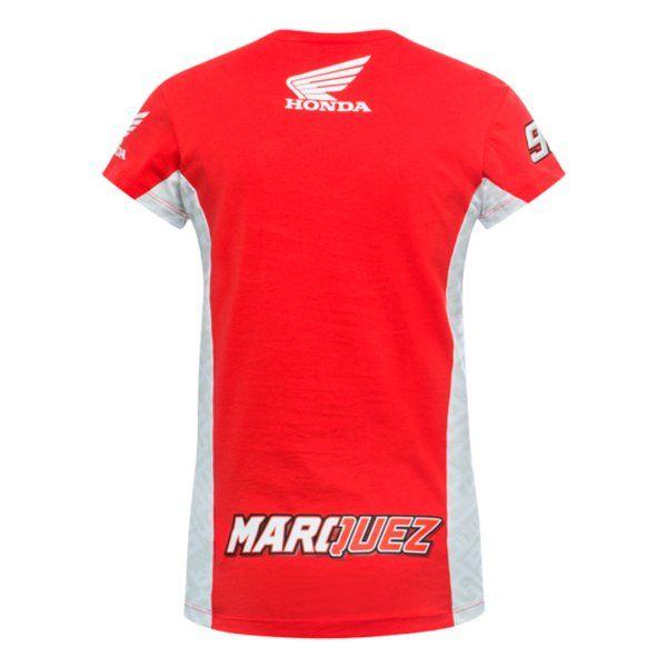 Camiseta Chica Marc Marquez Honda*