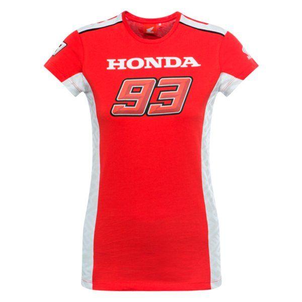 Camiseta Chica Marc Marquez Honda