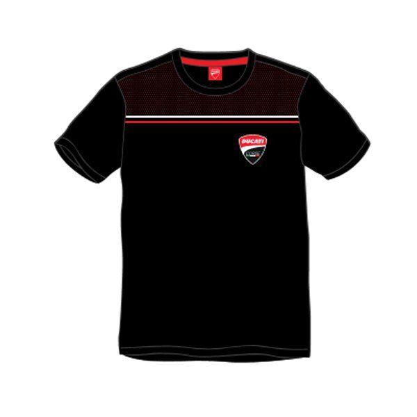 Camiseta Ducati Mesh Negro
