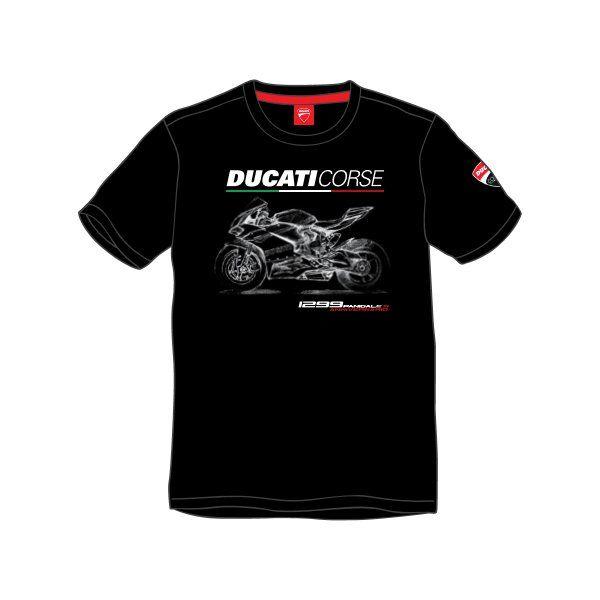 Camiseta Ducati Photo