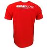 Camiseta Ducati Roja T-S.