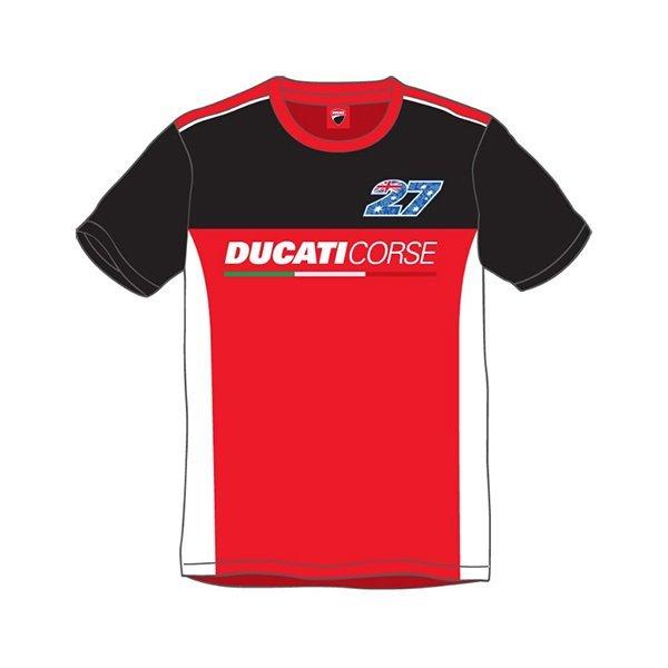 Camiseta Ducati Stoner
