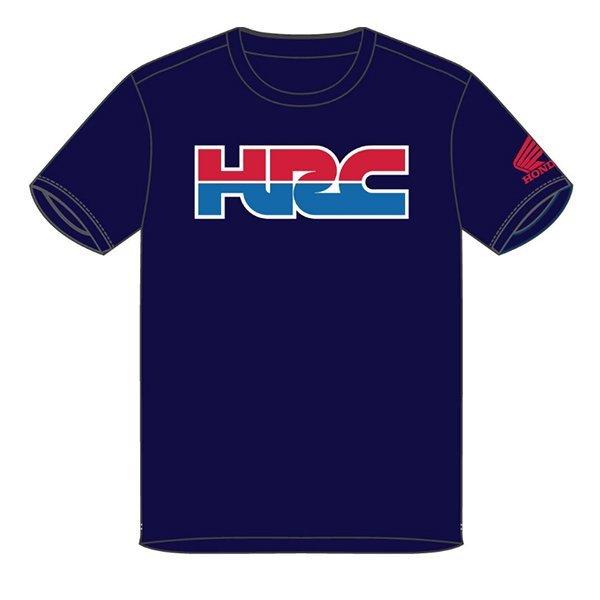 Camiseta Honda HRC Azul