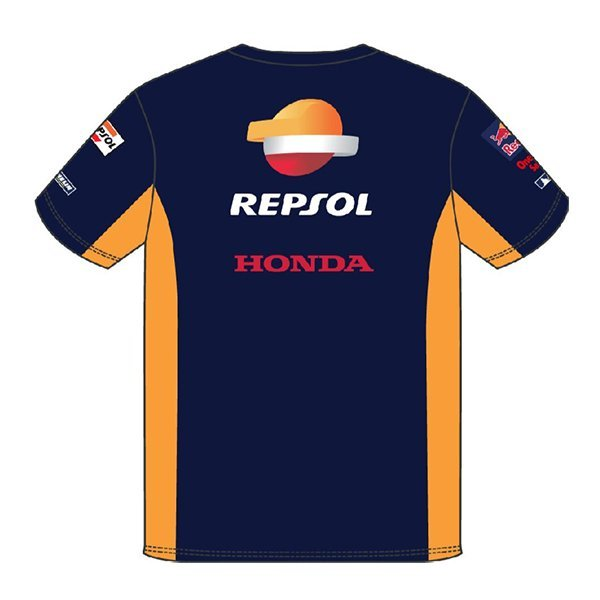 Camiseta Honda HRC Repsol Azul