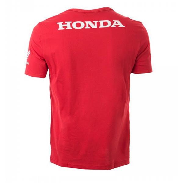 Camiseta Honda Hrc Gas Roja T-XL.