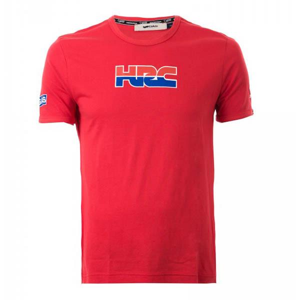 Camiseta Honda Hrc Gas Roja T-XL