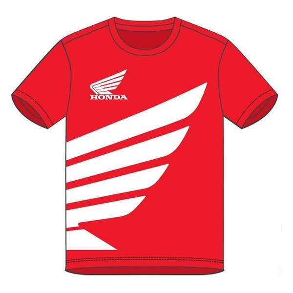 Camiseta Honda Team Rojo