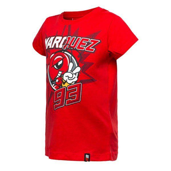Camiseta Infantil Marc Marquez