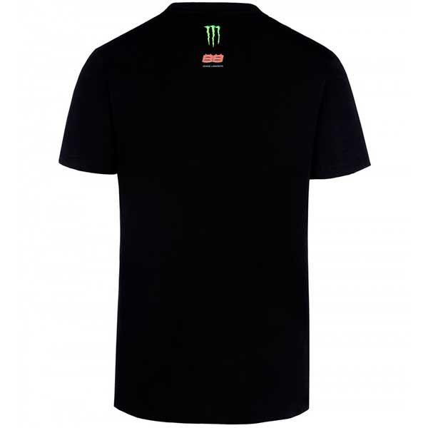 Camiseta Jorge Lorenzo Monster Negro